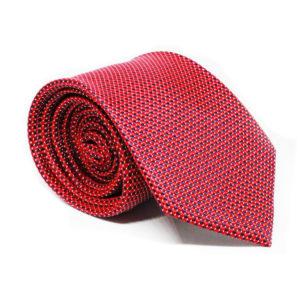 Μεταξωτή γραβάτα με βούλες G101