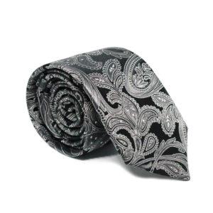 Μεταξωτή γραβάτα λαχούρι χειροποίητη G104
