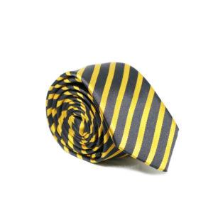 Μεταξωτή γραβάτα ριγέ G107