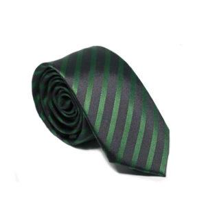 Μεταξωτή γραβάτα ριγέ G109