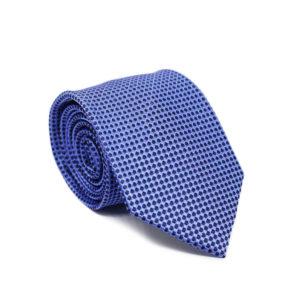 Μεταξωτή γραβάτα με βούλες G130