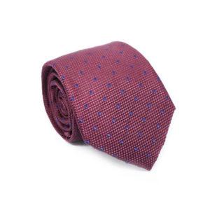Μεταξωτή γραβάτα με βούλες G131
