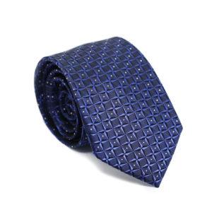 Μεταξωτή γραβάτα με βούλες G132