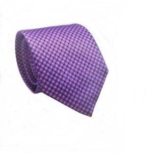 Μεταξωτή γραβάτα με βούλες IT807