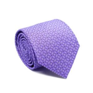 Μεταξωτή γραβάτα με βούλες IT804