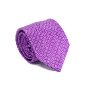 Μεταξωτή γραβάτα με βούλες IT805