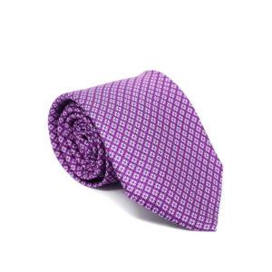 Μεταξωτή γραβάτα με βούλες IT806