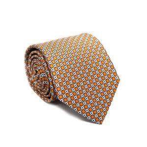 Μεταξωτή γραβάτα με βούλες IT812