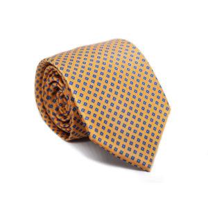 Μεταξωτή γραβάτα με βούλες IT813