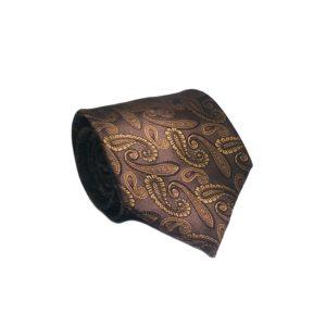 Μεταξωτή γραβάτα μονόχρωμη OT952