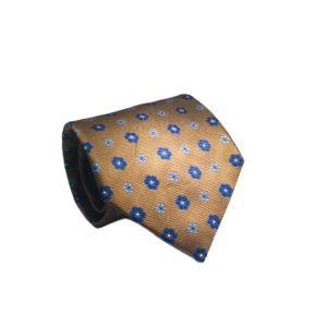 Μεταξωτή γραβάτα με βούλες OT953